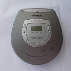 CD PLAYER UNIVERSUM CDP 10952, FUNCTIONEAZA .
