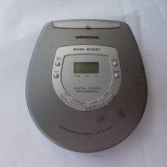 CD PLAYER UNIVERSUM CDP 10952, FUNCTIONEAZA .