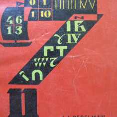 Aritmetica distractiva -  I. I. Perelman , 1963