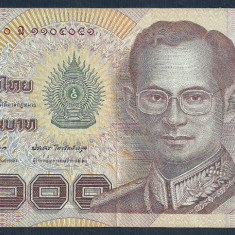 THAILANDA 1000 1.000 BAHT 2005 [1] P-115a10