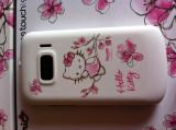 Hello Kitty Alcatel ONE TOUCH 918 Hello Kitty, Alb, 32GB, Orange