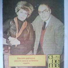 REVISTA CINEMA { NUMARUL 3 ANUL 1984 }