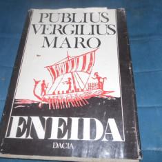 PUBLIUS VERGILIUS MARO - ENEIDA - Carte Antologie