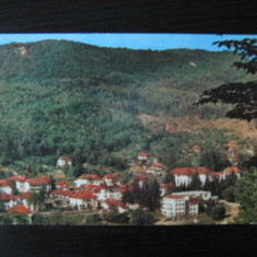 Carte postala - Olanesti / Valcea (anii 80)