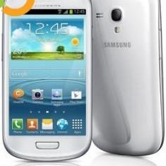 Vand Samsung I8200 Galaxy S3 MINI - Telefon mobil Samsung Galaxy S3 Mini, Alb, 8GB, Neblocat