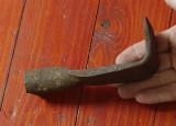 Scule / unelte -  Veche unealta tip tesla realizata manual la forja si nicovala
