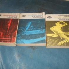 POEZIE ROMANA CLASICA - DE LA DOSOFTEI LA OCTAVIAN GOGA 3 VOL - Carte poezie