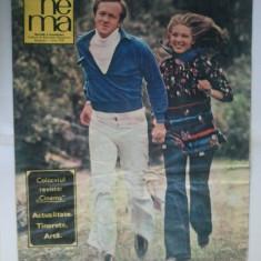 REVISTA CINEMA { NUMARUL 6 ANUL 1978 }
