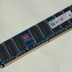 Memorie RAM Kingmax DDR1, 512KB, 400Mhz, 512 MB