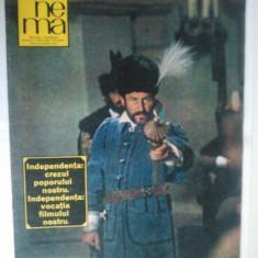 REVISTA CINEMA { NUMARUL 4 ANUL 1977 }