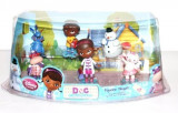 Disney Junior Doc McStuffins Figurine Playset, 2-4 ani, Unisex