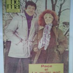 REVISTA CINEMA { NUMARUL 12 ANUL 1983 }