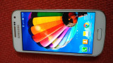 Vand Samsung Galaxy S4 mini, Alb, Orange, Single SIM