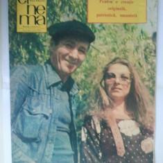 REVISTA CINEMA { NUMARUL 6 ANUL 1982 }