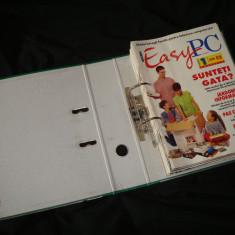 Colectia intreaga reviste informatica, EASY PC ghid de folosinta(computer) - Enciclopedie