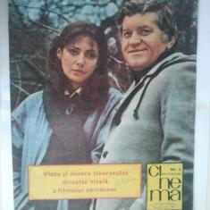 REVISTA CINEMA { NUMARUL 4 ANUL 1984 }