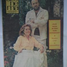 REVISTA CINEMA { NUMARUL 8 ANUL 1983 }
