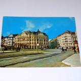 Timisoara, Bulevardul 30 Decembrie - 1970 - circulata -  2+1 gratis - RBK8778