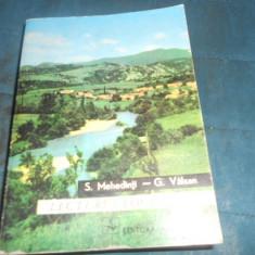 S. MEHEDINTI - LECTURI GEOGRAFICE - Carte Geografie