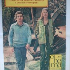 REVISTA CINEMA { NUMARUL 5 ANUL 1981 }