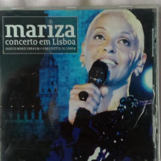 Mariza Concerto em Lisboa CD fado - Muzica Folk emi records