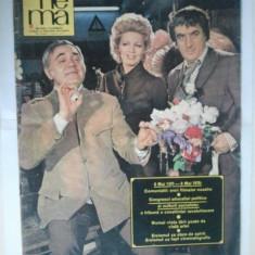 REVISTA CINEMA { NUMARUL 4 ANUL 1976 }