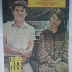 REVISTA CINEMA { NUMARUL 7 ANUL 1983 }
