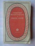 DIMITRIE BOLINTINEANU - POEZII ALESE