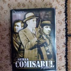 Sergiu Nicolaescu - Filme Romanesti - Seria Comiarul - 3 DVD-uri - Film actiune Altele, Romana