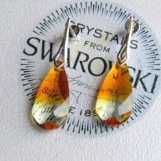 Cercei cristale Swarovski - Cercei Swarovski