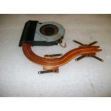 Cooler - ventilator , heatsink - radiator laptop Toshiba Satellite C855