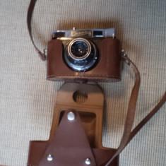 Aparat foto cu film smena 8 sovietic pentru piese URSS hobby, Mediu