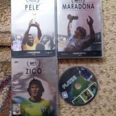 Fotbalisti celebri 4 dvd-uri - DVD fotbal