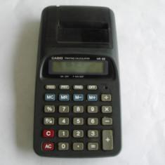 CALCULATOR CASIO HR 8B, CU PRINTARE PE ROLA . - Calculator Birou