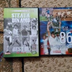 Steaua - 2 DVD-uri + poster