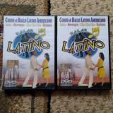 Lot 12 dvd-uri Cursuri de dans, Italiana