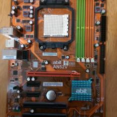 Placa de baza ABIT AN52V cu garantie, Pentru AMD, AM2, DDR2, ATX
