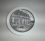 Farfurie portelan de perete Royal Bavaria, Decorative
