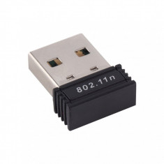 Placa de retea pe USB 150Mbps Wifi Wireless 802.11n/g/b LAN Adapter adaptor
