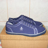 Tenisi Original Penguin Brewton Canvas Shoes din panza 41
