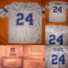 Tricou Fotbal American NFL TEAM - BARBER hip hop - Tricou barbati, Marime: L, Culoare: Din imagine