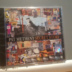 PAT METHENY - SECRET STORY (1992/GEFFEN REC/GERMANY) - CD JAZZ - NOU/SIGILAT - Muzica Jazz universal records
