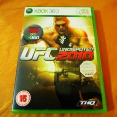 Joc UFC 2010, XBOX360, original, alte sute de jocuri! - Jocuri Xbox 360, Sporturi, 16+, Multiplayer