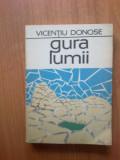 E3 Gura lumii - Vicentiu Donose, 1982