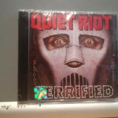 QUIET RIOT - TERRIFIED (1983/EPIC REC /GERMANY ) - CD ROCK NOU/SIGILAT - Muzica Rock