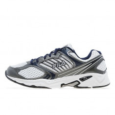 Adidasi barbati sport FILA Originali - alergare - pinza - adidasi running - 41, Culoare: Gri, Textil