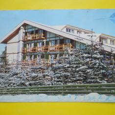 HOPCT 15569 PREDEAL HOTEL PREDEAL / IARNA -JUDETUL BRASOV [CIRCULATA] - Carte Postala Transilvania dupa 1918, Printata