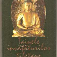 Alexandra David-Neel-Tainele Invataturilor tibetane - Carti Hinduism