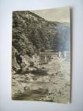 Carte postala / Baile Herculane - Cataracte pe Valea Cernei  (anii 70), Circulata, Fotografie, Romania de la 1950