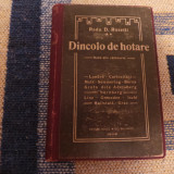 Dincolo de hotare - Radu D. Rosetti - Carte veche